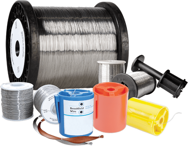 Wire Spools and Canisters | Nickel Wire Suppliers
